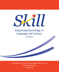 SKILL Cover: Supporting Knowledge in Language and Literacy